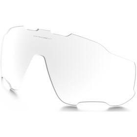 Oakley Jawbreaker Udskifteligt brilleglas, gennemsigtig